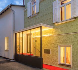 Außenansicht Hotel Villa Rein