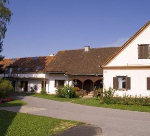 Aussenansicht Gästehaus Kleinschuster Gästehaus Kleinschuster