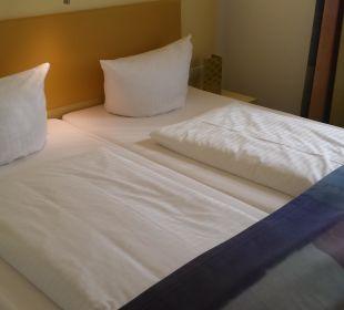 Bett Hotel Klee