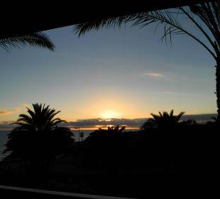 Herrliche Sonnenuntergänge Lopesan Villa del Conde Resort & Spa