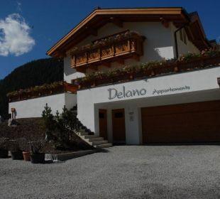 Außenansicht Delano Appartements