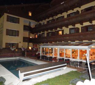 Das Schwimmbad Hotel Sonnblick