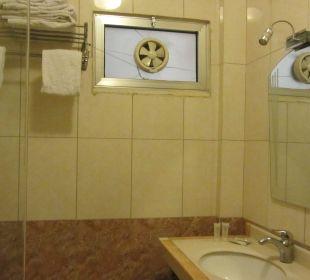Ванная комната Al Qidra Hotel