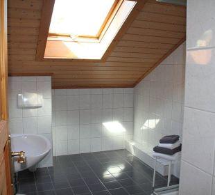 Badezimmer Hotel Bavaria Berchtesgaden