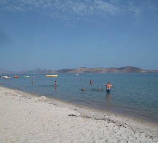 Strand in Tigaki Kos