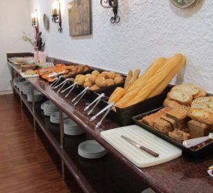Frühstücksbüffet Hotel Galeon