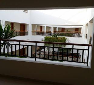 Innenhof  Hotel Mövenpick Resort & Marine Spa Sousse