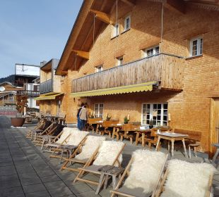 Terrasse Hubertus Alpin Lodge & Spa