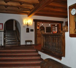 Eingangsbereich Seehotel Gut Dürnhof