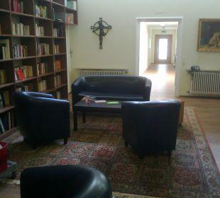 Bibliothek Kloster Maria Hilf