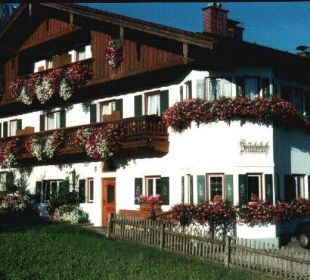 Außenansicht Pension Bräulerhof