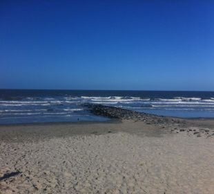 Wunderschöner Strand Inselhotel König