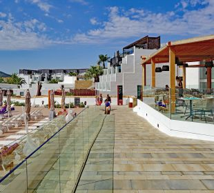 Restaurant Terrasse Hard Rock Hotel Ibiza