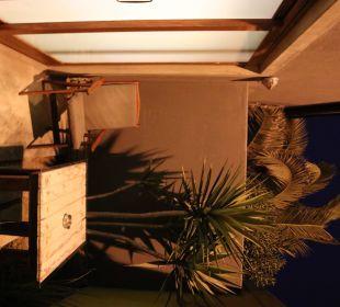 Kleiner Innenhof Organic Square Guesthouse