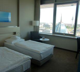 Zimmer Atlantic Hotel Sail City