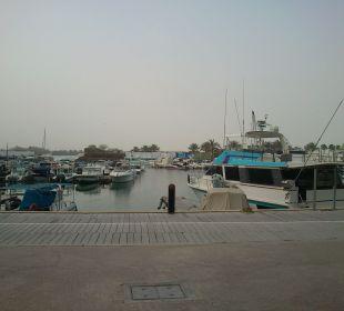 Hafen am Hotel Hotel Intercontinental Abu Dhabi
