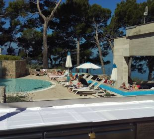 Pool Bluesun Hotel Soline