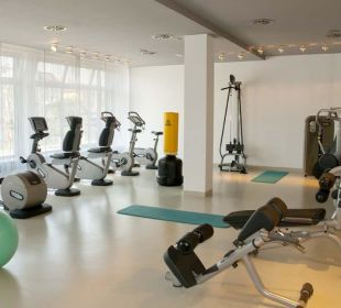 Fitnessraum Hotel Holiday Inn Villach