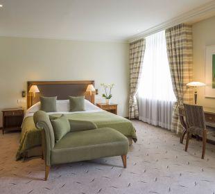 Doppelzimmer Deluxe Hotel Suvretta House