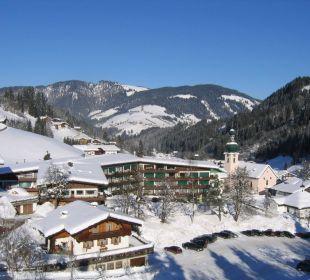 Schatzberg-Haus - Winter Schatzberg-Haus