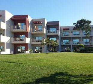 Außenansicht SUNRISE Grand Select Crystal Bay Resort