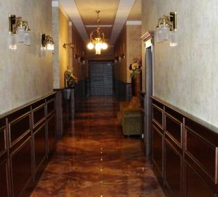 Zugang zu den Restaurants Hotel Residence