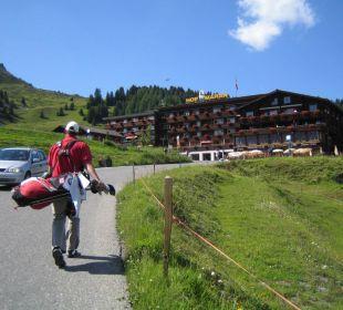 Das Hotel Golf- & Sporthotel Hof Maran