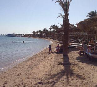 Wunderschöner sauber Strand