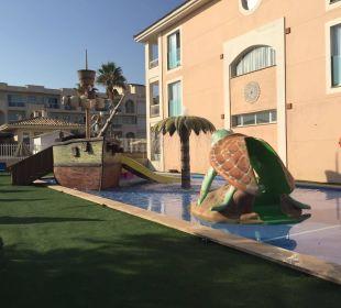Kinderpool Playa Garden Selection Hotel & Spa