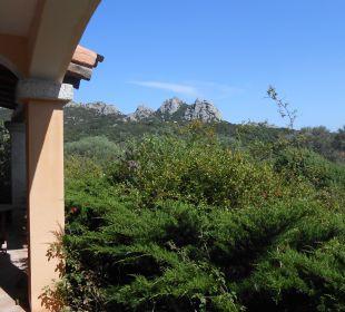 Blick aus dem Zimmer (110) Hotel Parco Degli Ulivi