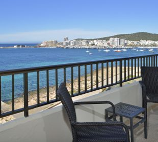 Sea view balcony Intertur Hotel Hawaii Ibiza