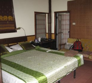 Schlafzimmer Hotel Na Thai Resort