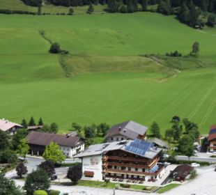 Blick von der Sesselbahn Hotel Brandauerhof