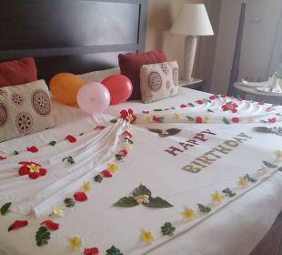 Nette Überraschung Sensimar Makadi Hotel
