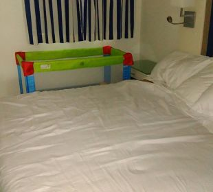 Sypialnia Hotel H10 Tindaya