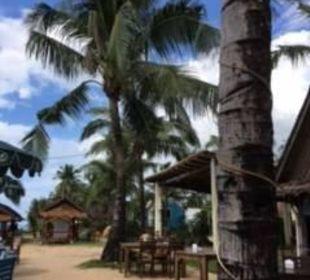 Das Restaurant zur rechten Seite  Hotel Mukdara Beach Villa & Spa Resort