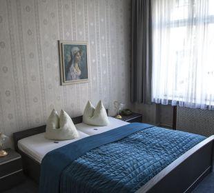 Doppelzimmer Pension Bismarck