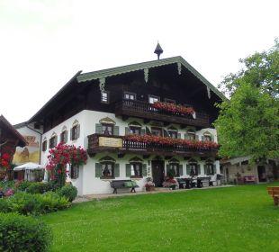 Beuernhaus Bauernhof Holznerhof