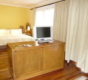 Fernseher Hotel Tanjung Rhu Resort