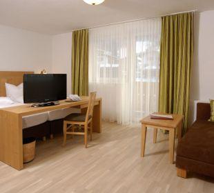 Junior Suite Kitzsteinhorn Hotel Vier Jahreszeiten