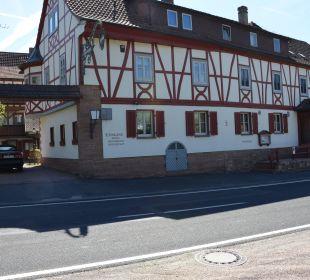 Eingang vom Hotel Seehotel Gut Dürnhof