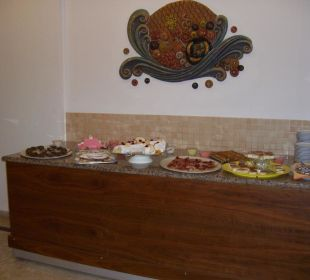 Dessertbuffet Club Big Blue Suite Hotel
