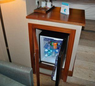 Noch gefüllte Minibar Martı Resort De Luxe