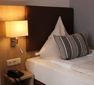 Einzelzimmer Komfort Hotel Kromberg