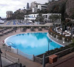 The Cliff Bay Sonnenterrasse Hotel The Cliff Bay (PortoBay)