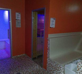 Saunen Hotel Klee
