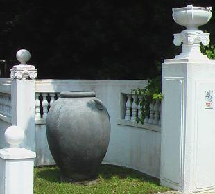 Alles in weiss gestrichen Amal Villa