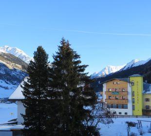 Vom Balkon Alpinhotel Monte