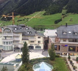 Vom Balkon Hotel Post