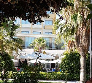 Garten Lycus Beach Hotel